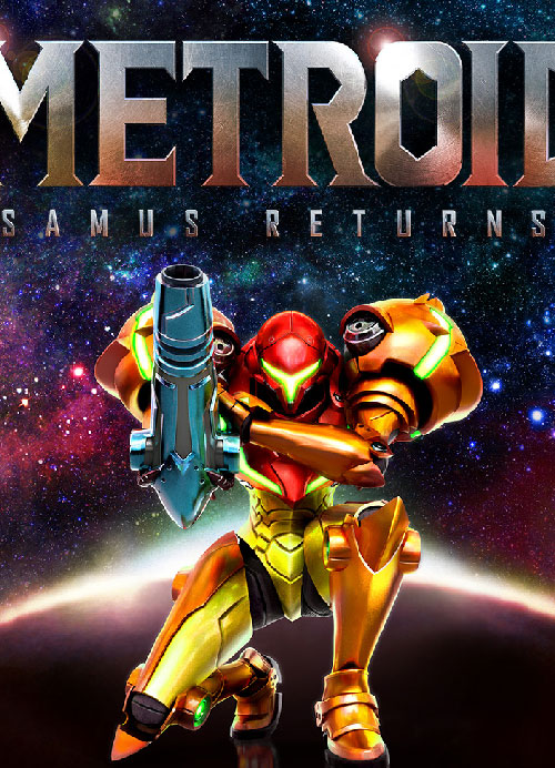 Samus Returns in a New(ish) Metroid Game!