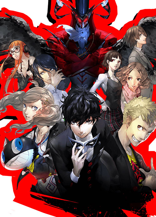 Persona 5 - High School was Never this Cool