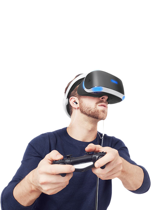 Experience PlayStation VR