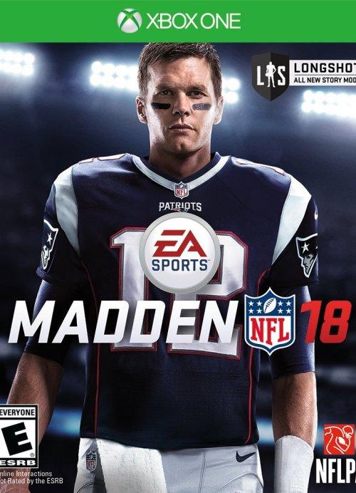 Madden NFL 18…AKA MaddenCraft: Story Mode