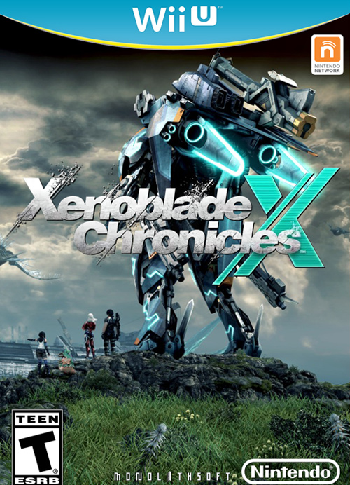 First Impressions: Xenoblade Chronicles X